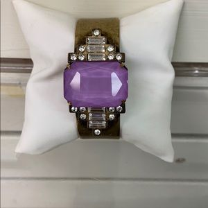 Loren Hope Jewelry - Lavender Loren Hope Cuff